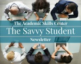 the-savvy-student-newsletter