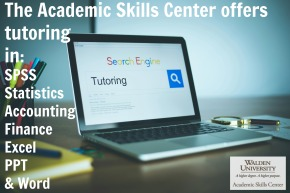 Academic Skills Center Tutor Successes