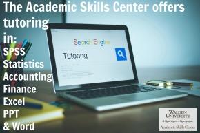 Academic Skills Center TutorSuccesses